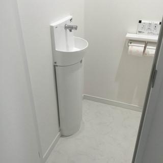 穂積様邸-1F手洗器取付1.JPG