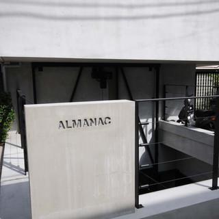 代官山 ALMANAC