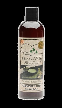 Heavenly Hair Shampoo: Glorious Green Tea