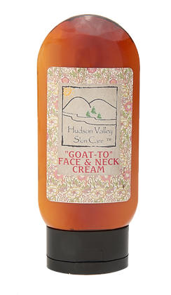 """Goat-To"" Face and Neck Cream"