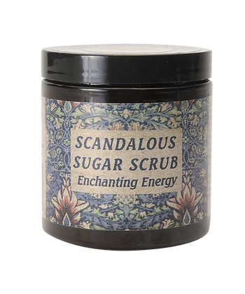 Scandalous Sugar Scrub: Enchanting Energy