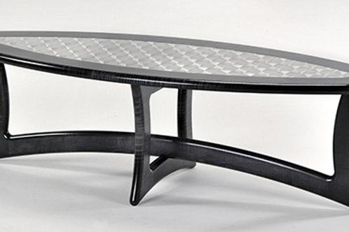Deco Coffee Table (Black)