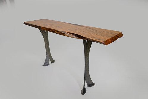 Split Leg Sofa Table