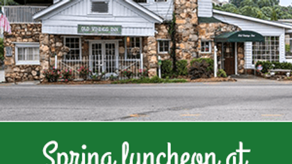 Spring Luncheon at Old Vinings Inn