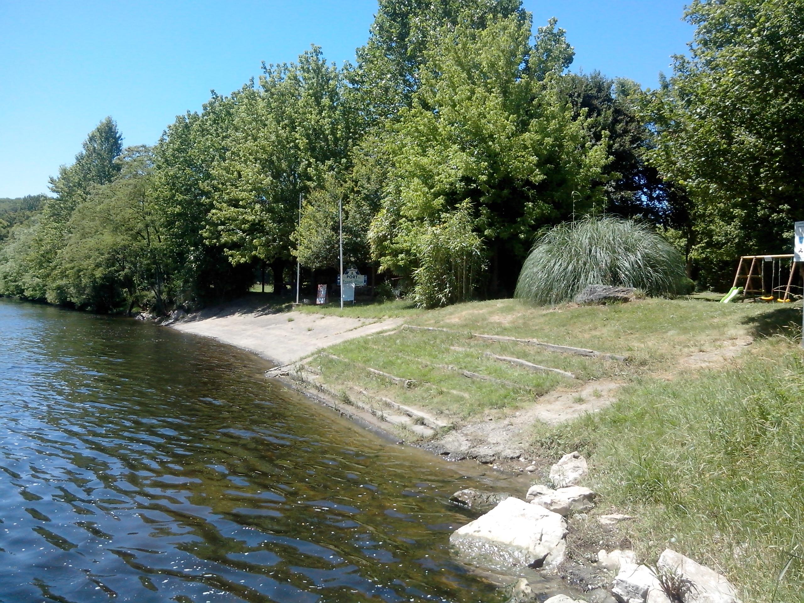 Bord de Dordogne