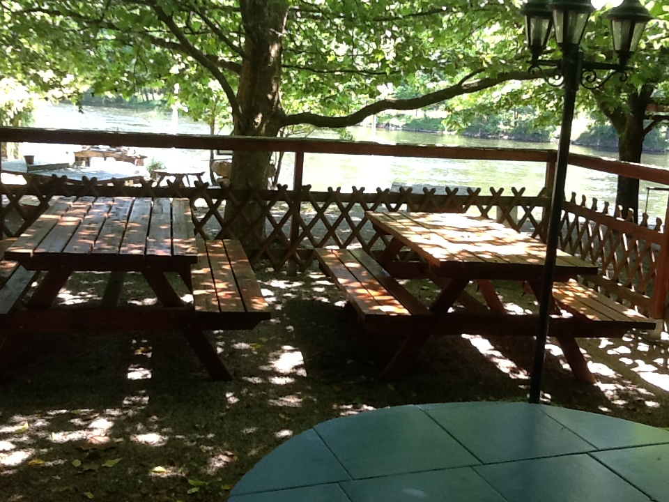 Camping Lot Snack Terrasse