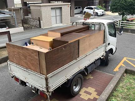 福岡県大野城市不用品回収事例