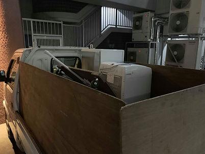 福岡市早良区西新不用品回収