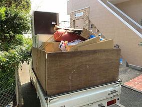 福岡中央区平和不用品回収処分廃棄