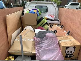 福岡市中央区六本松不用品回収