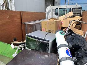 福岡中央区荒戸不用品回収
