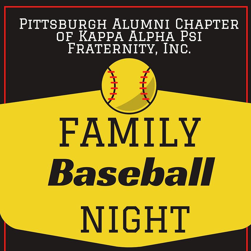 Kappa Family Baseball Night