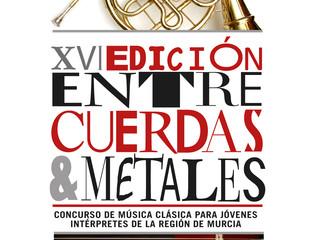 XVI edición del concurso Entre Cuerdas y Metales