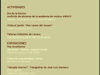 Concierto de música española en el Museo de la Ciudad
