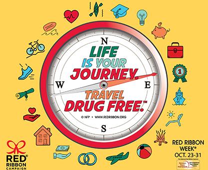 Red Ribbon Week – October 23-31, 2018