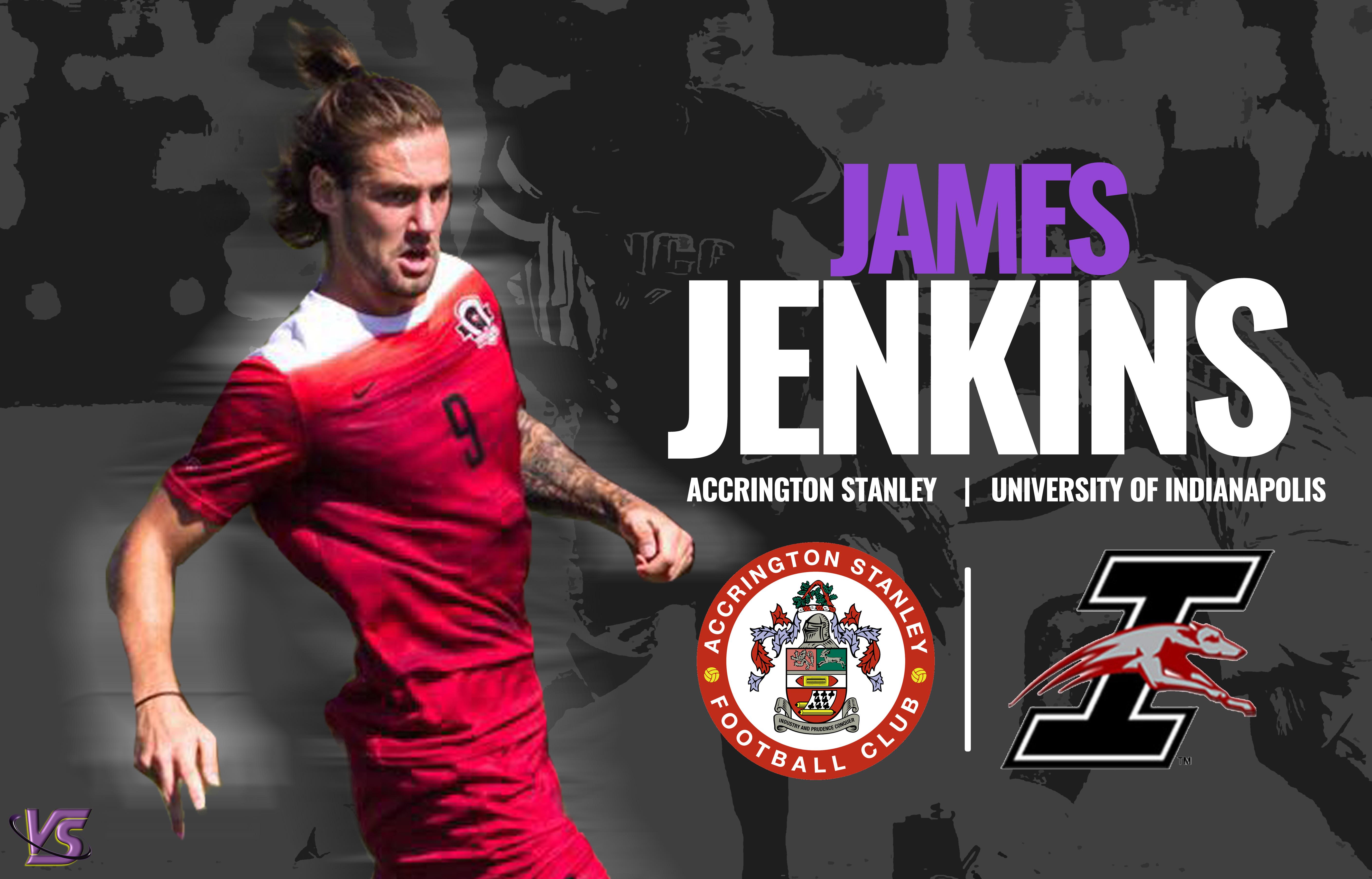 James Jenkins 2016