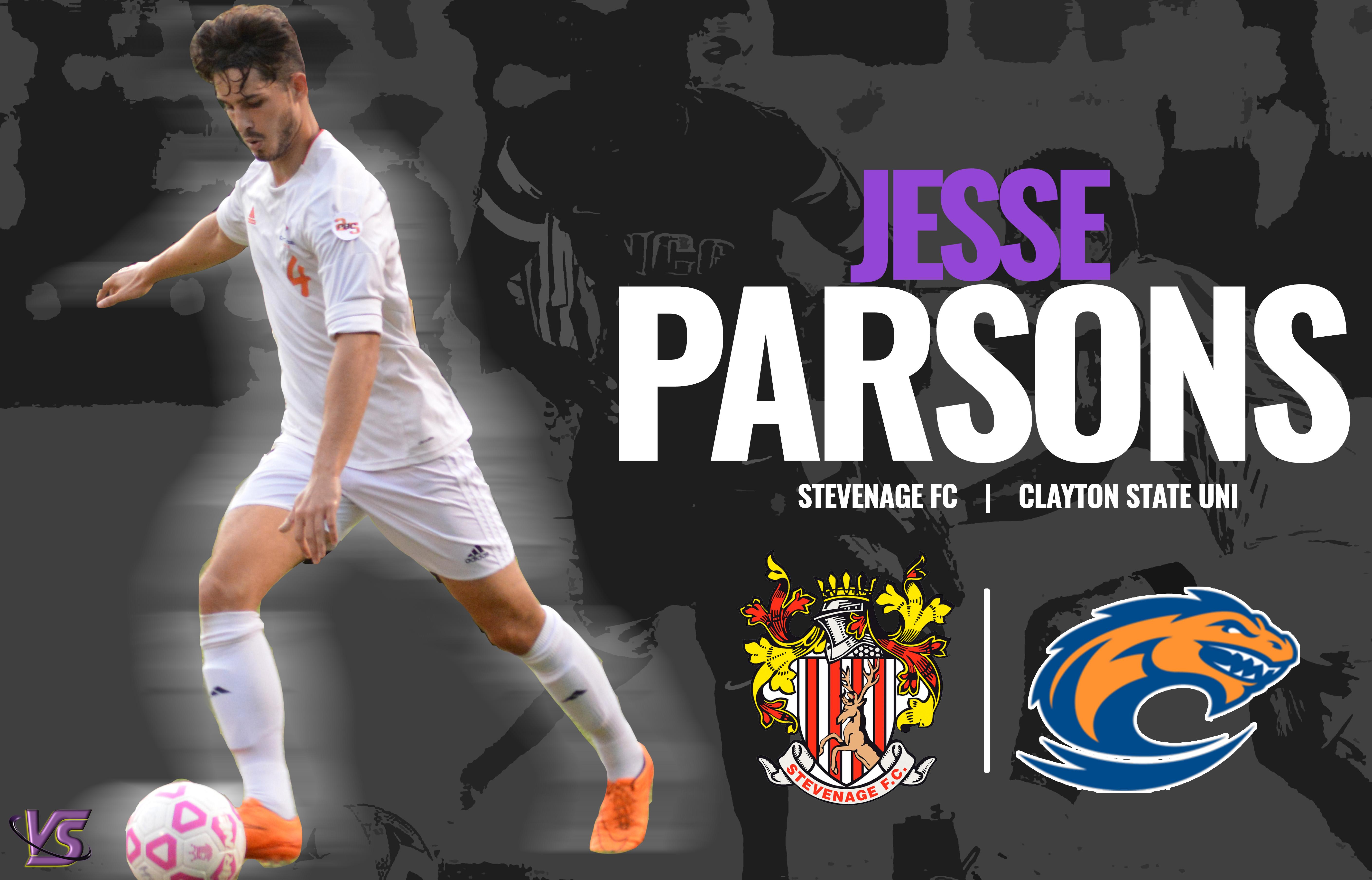 Jesse Parsons 2014