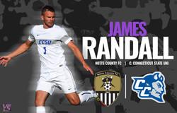 James Randall 2013