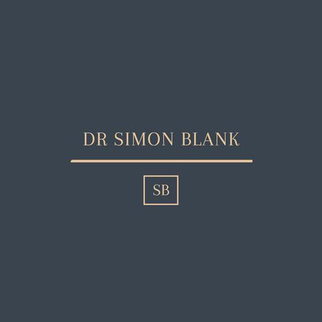 DR. Simon Blank