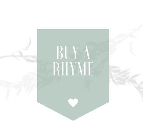 Buy A Rhyme