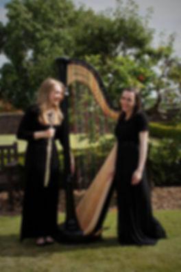 Hefin Flute & Harp Duo