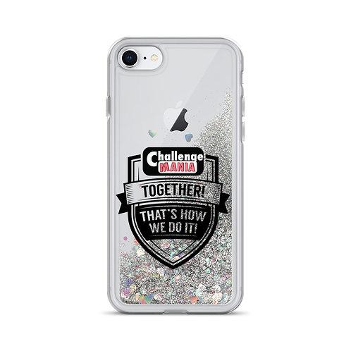 Liquid Glitter Phone Case iPhone 7/8iPhone X/XSiPhone XR