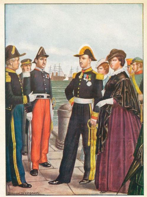 Viaggio nel Regno di Napoli nell'anno 1862 - Oscar de Poli