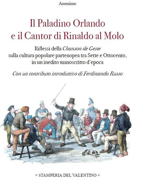 Il Paladino Orlando e il Cantor di Rinaldo al molo - N.N.