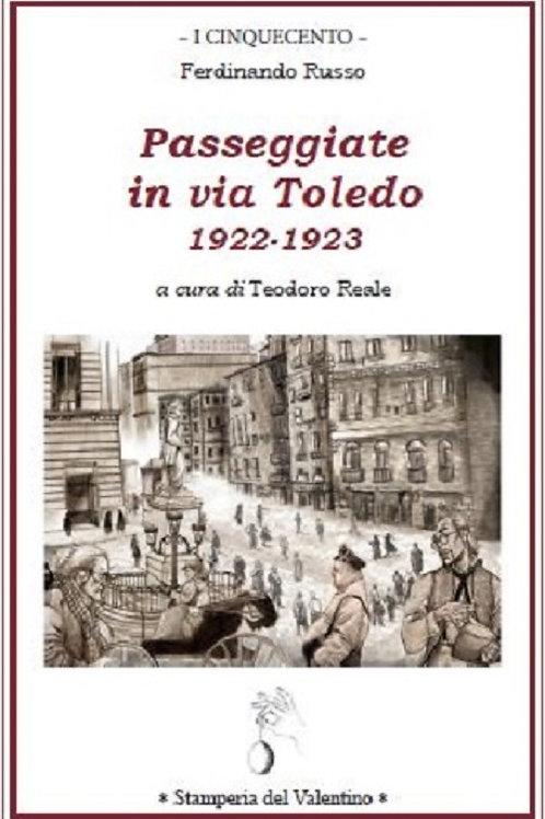 Passeggiate in via Toledo - Ferdinando Russo