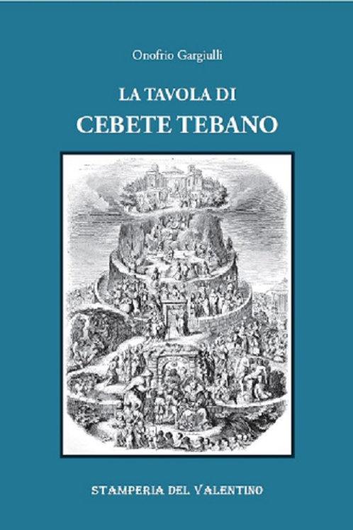 La Tavola di Cebete Tebano - Onofrio GARGIULLI