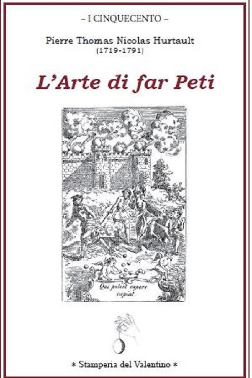 L'Arte di far Peti - Pierre Thomas Nicolas Hurtault