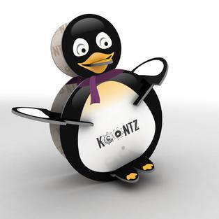 The Teetering Penguin