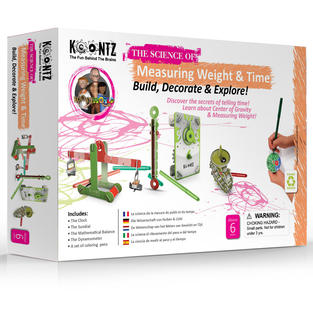 Measuring Weight & time Combo Set