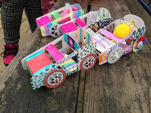 The Jet Car