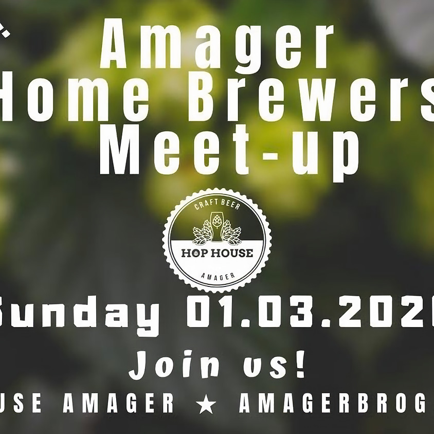Amager Home Brewers Meet Up #11