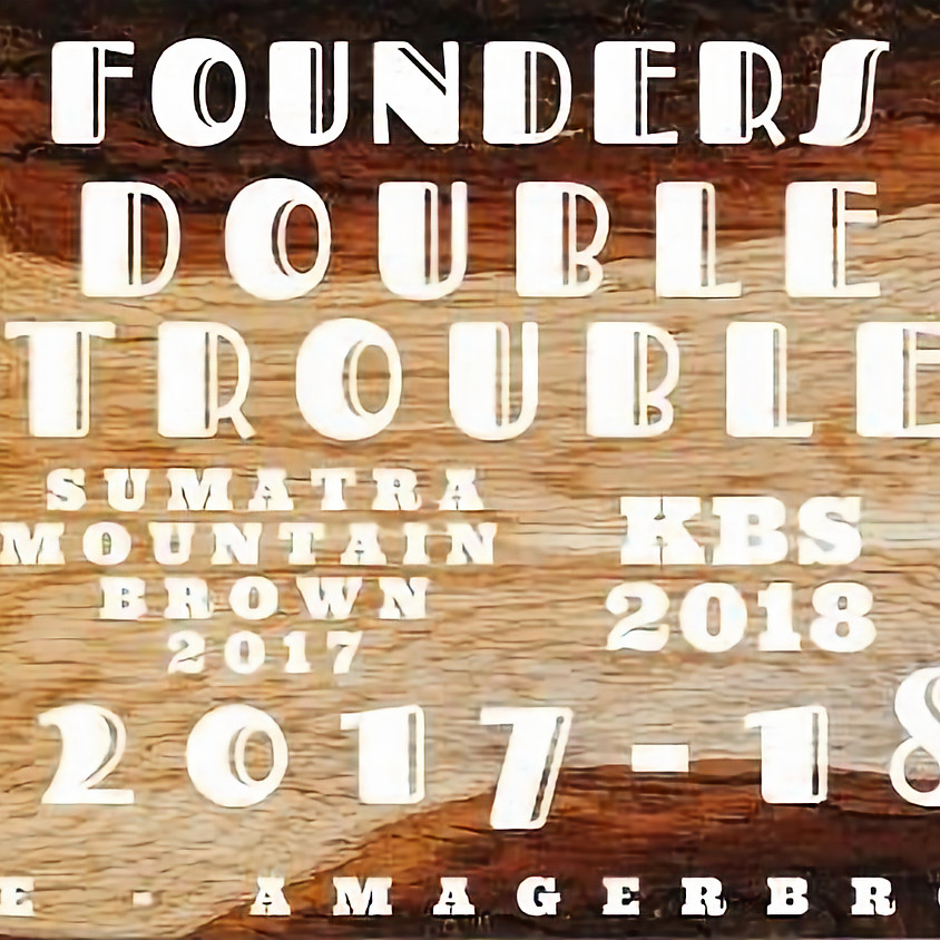 FOUNDERS Double Trouble