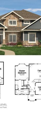 Lot & House Plan