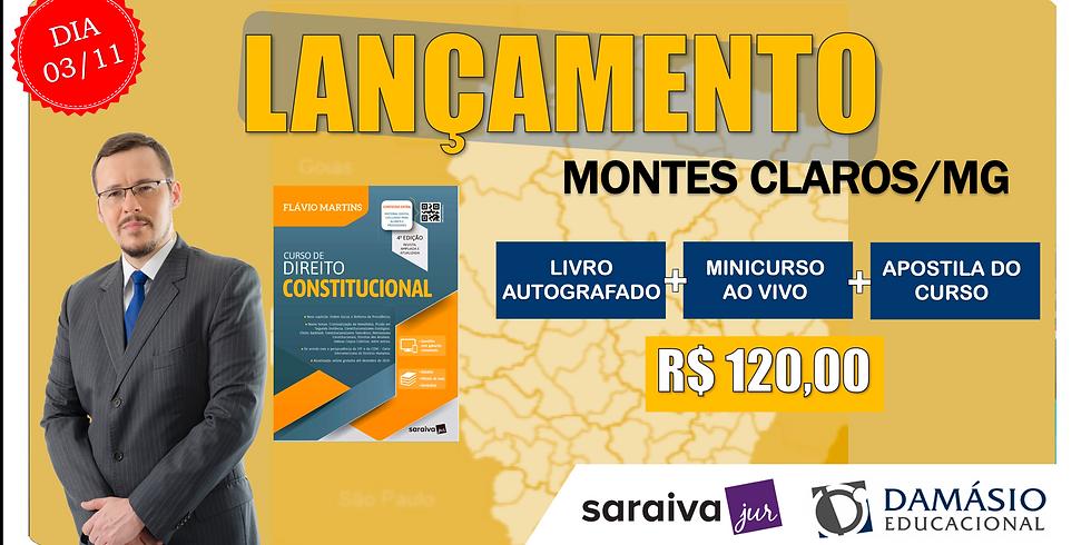 LANÇAMENTO: MONTES CLAROS