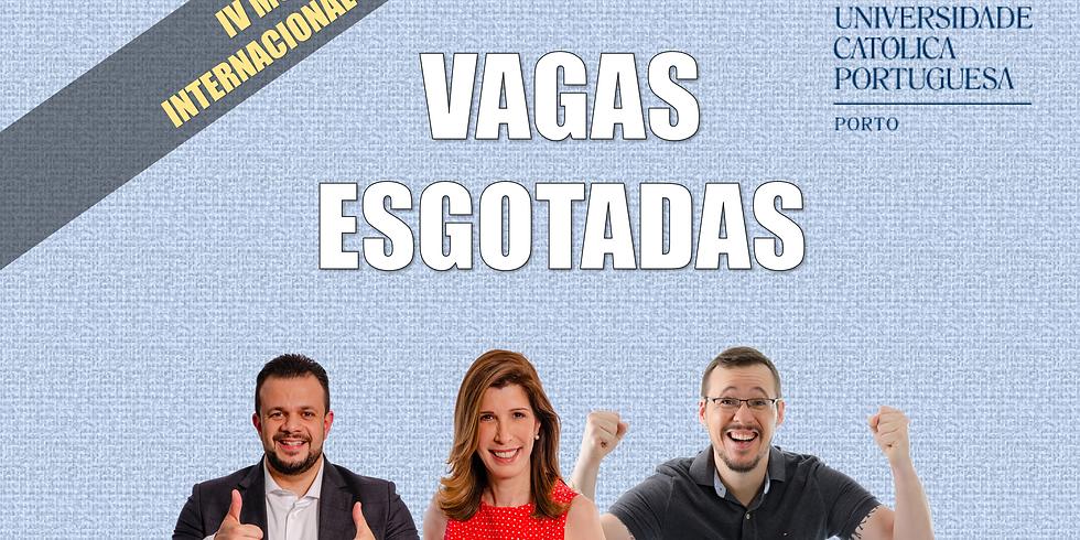 PORTO/PORTUGAL JUL/19 (ESGOTADO)