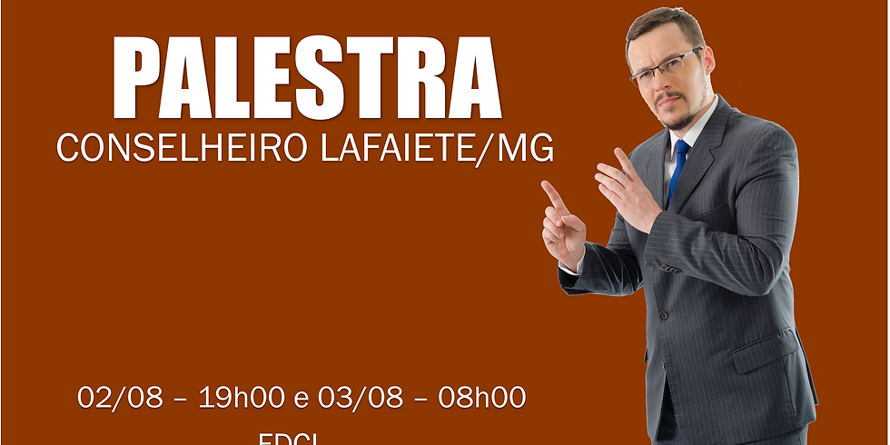 CONSELHEIRO LAFAIETE/MG