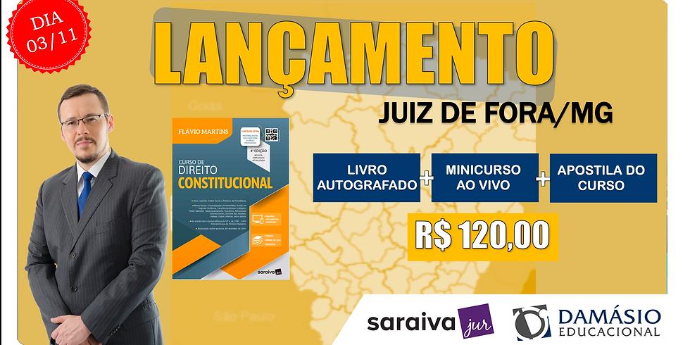 LANÇAMENTO: JUIZ DE FORA