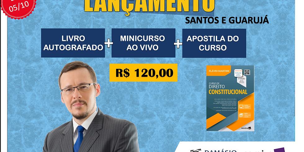 LANÇAMENTO: SANTOS E GUARUJÁ - 05/10