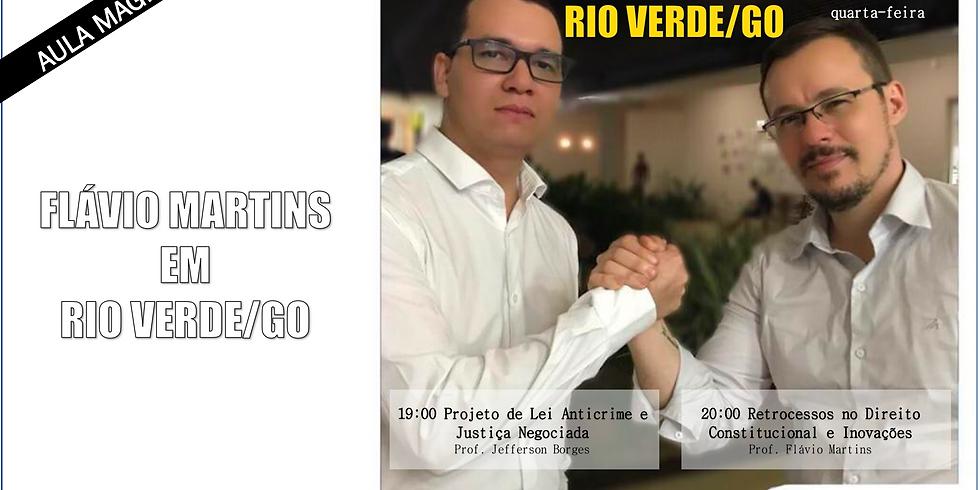 PALESTRA RIO VERDE/GO