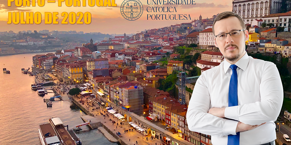 PORTO/PORTUGAL - JULHO DE 2020