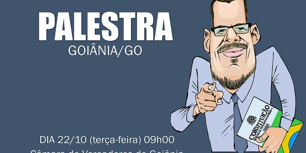 PALESTRA - GOIÂNIA