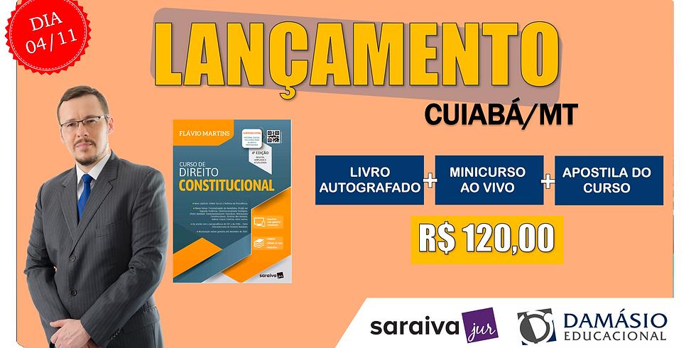 LANÇAMENTO: CUIABÁ - 04/11