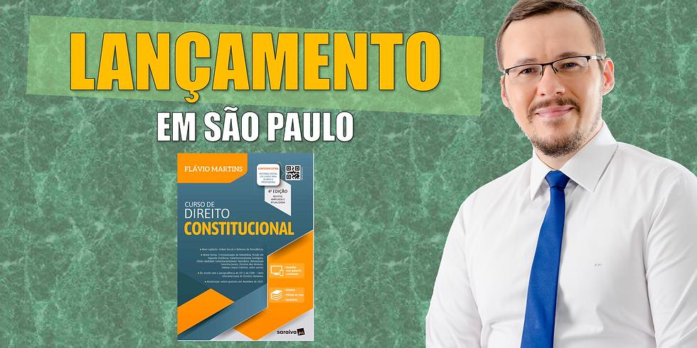 LANÇAMENTO EM SÃO PAULO