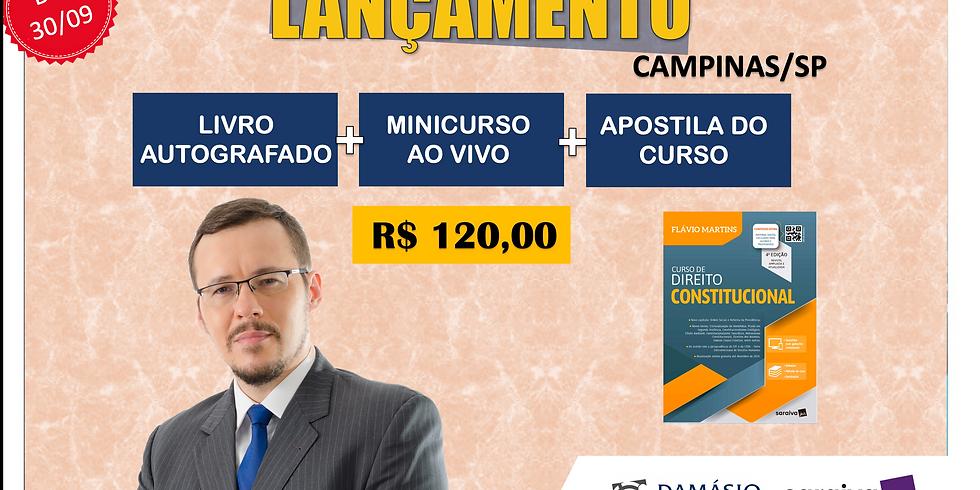 LANÇAMENTO: CAMPINAS - 30/09
