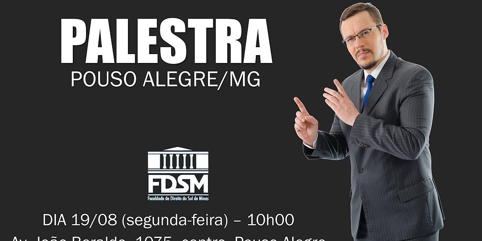 PALESTRA - POUSO ALEGRE