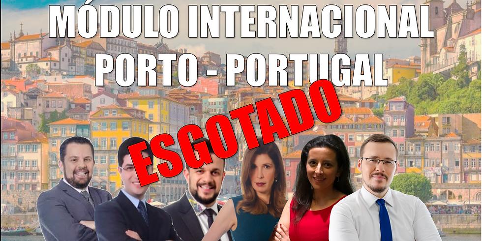 MÓDULO INTERNACIONAL - PORTO/PORTUGAL
